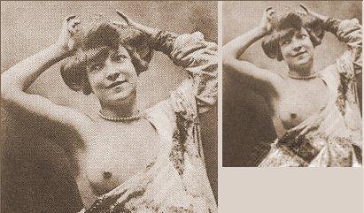 """Amélie Élie (1878-1933, dite Casque d'or) D'abord amante d'Hélène de Courtille, mère maquerelle, qui l'accueille chez elle et la lance sur le trottoir. Elle eut un regard atypique sur la prostitution qui pour elle est une activité honorable et socialement nécessaire. Elle publia une """"table de commandements"""" où elle fait l'éloge de la prostituée parisienne à laquelle elle attribue un rôle humanitaire, """"fournissant du rêve aux hommes et soulageant les épouses"""", jouant un rôle économique en constituant """"un mode de circulation de la richesse publique"""". Hélas pour elle, le milieu lui mit le grappin dessus, lui imposa l'abattage et elle devint l'objet de rivalités incessantes et sanglantes entre bandes."""